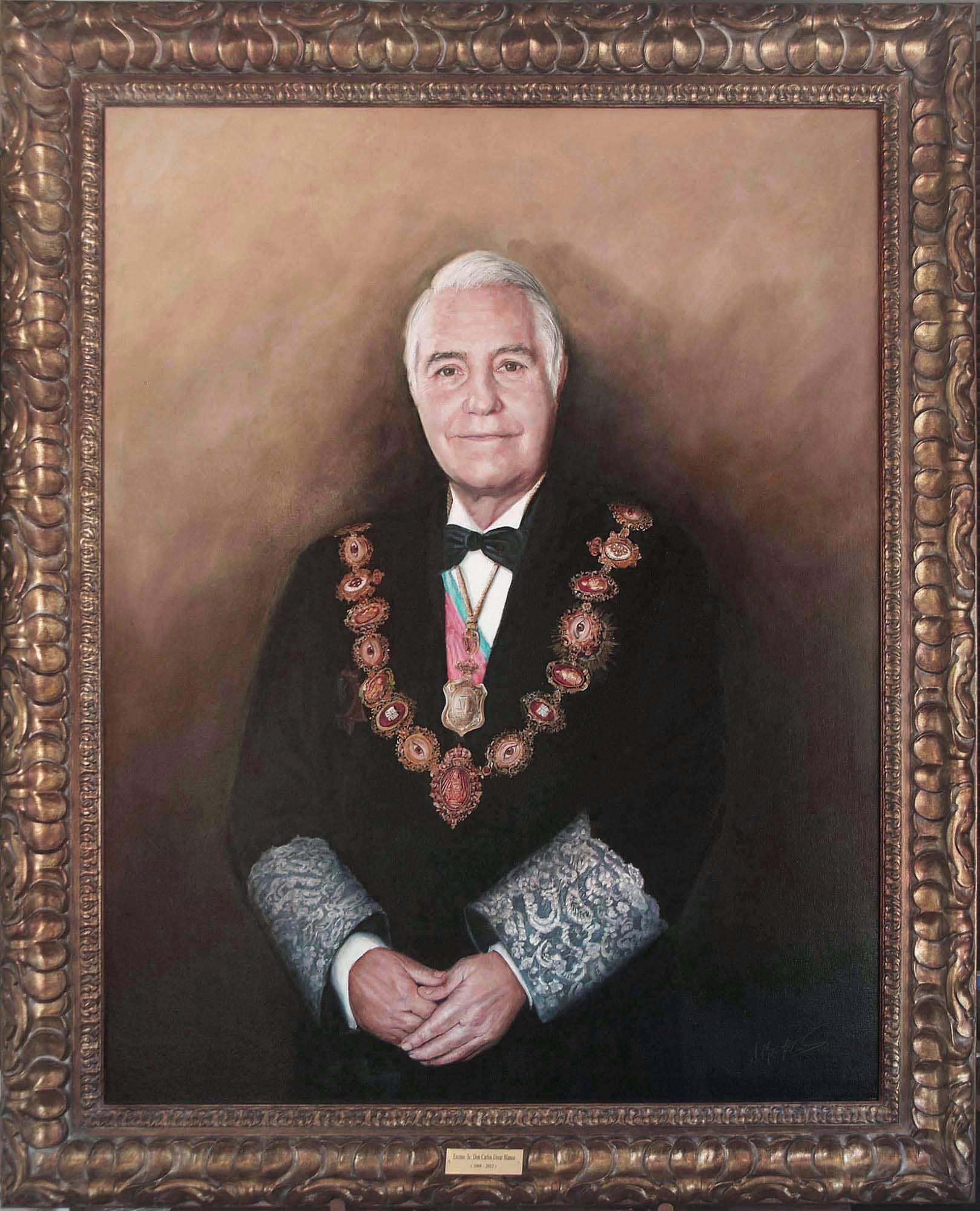 retrato institucional